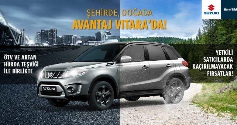 Photo of Suzuki Vitara Mayıs Kampanyası – Fiyat Listesi