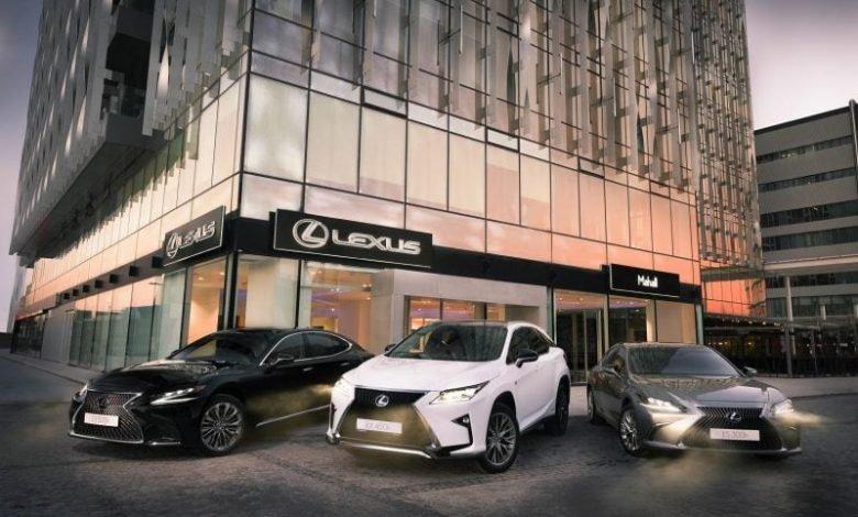 Photo of Lexus İstanbul Showroomundan Sonra Ankarada Hizmet Vermeye Başladı