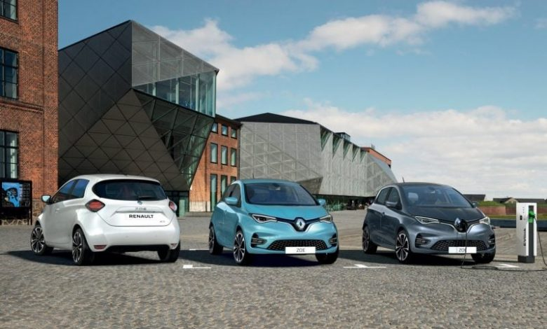 Photo of 2020 Renault ZOE Karşımıza Çıktı