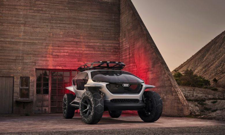Photo of Audi Elektrik Off-Road Üretiyor