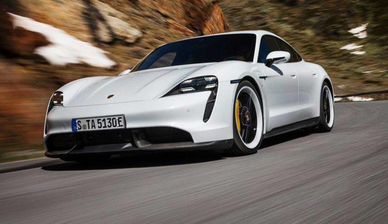 Photo of Yeni Elektrikli Porsche Taycan Frankfurt Otomobil Fuarında Tanıtıldı