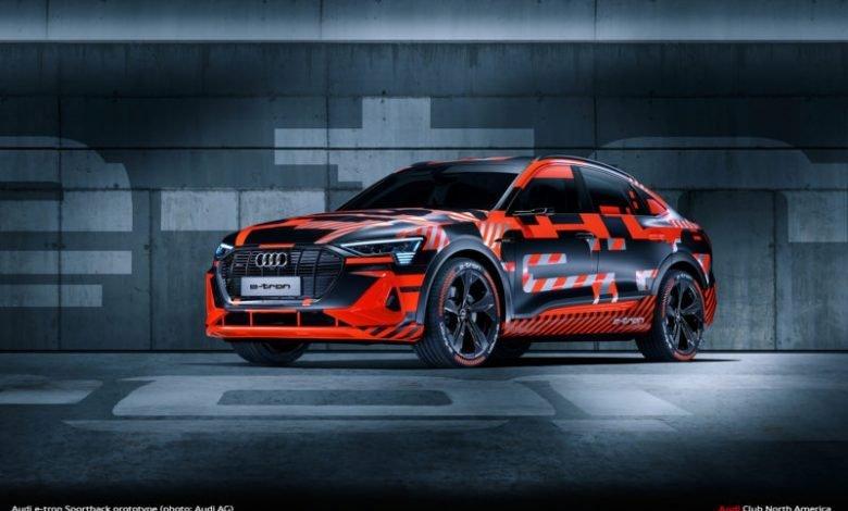 Photo of Audi e-tron Sportback'i ve RS5 Panther Edition'ı Los Angeles'da Tanıtacak – Fiyatı Açıklandı
