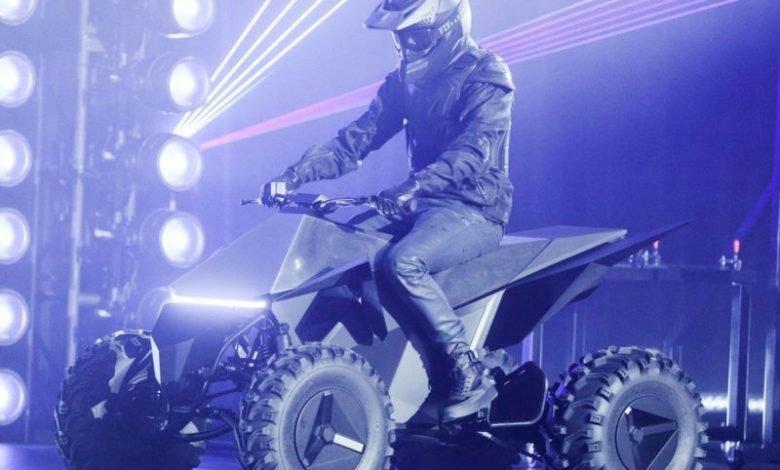 Photo of Tesla Elektrikli Cyberquad ATV 2021'de Piyasada Olacak