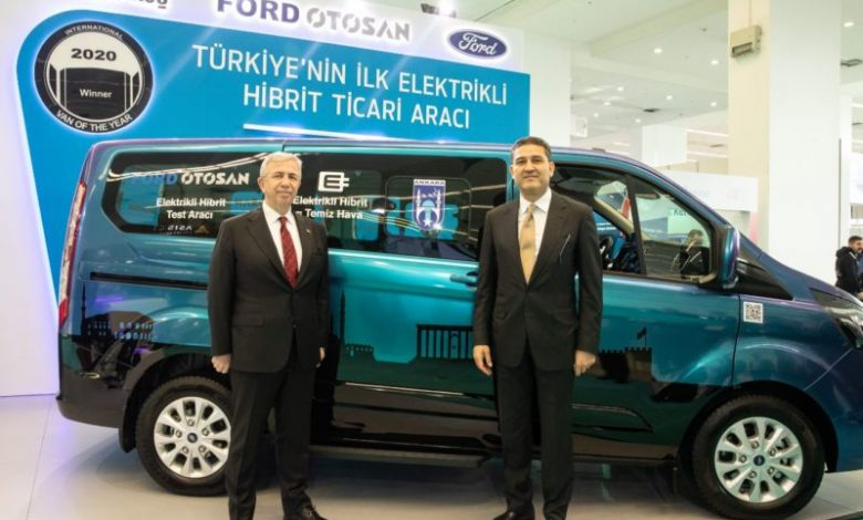 Photo of Ford Elektrikli Custom Test Sürüşleri için Türkiye'yi Tercih Etti