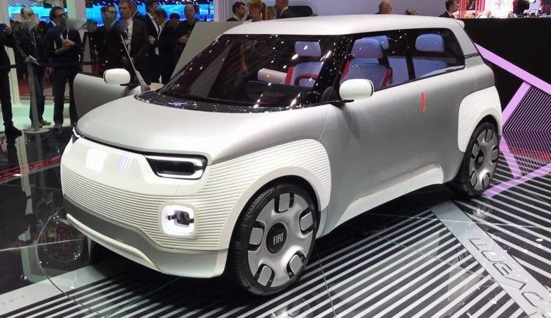 Photo of Fiat Concept Centoventi CES 2020'de Sergilendi