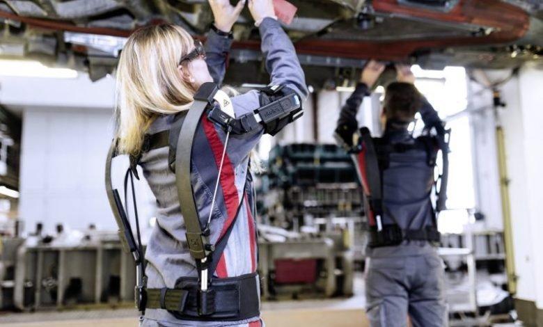 Photo of Audi'nin Geliştirdiği Özel Giysi Skelex Türkiye'ye Geldi