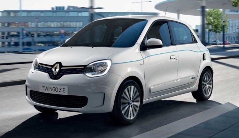 Photo of Renault Twingo Z.E. Cenevre Öncesinde Tanıtıldı