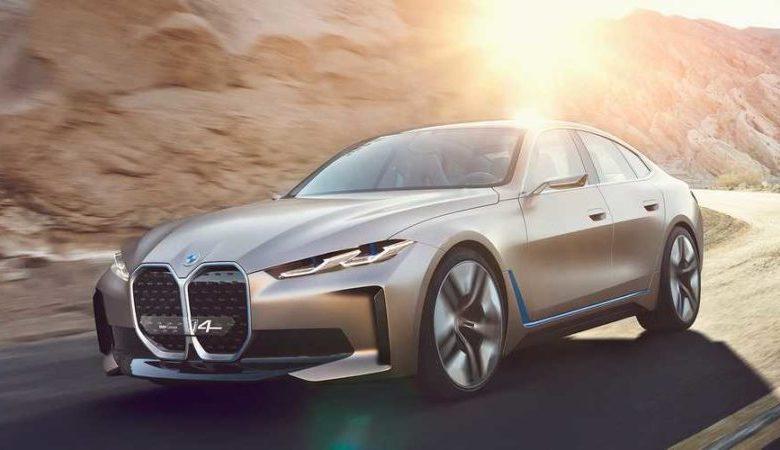 Photo of BMW Concept i4 Tanıtıldı