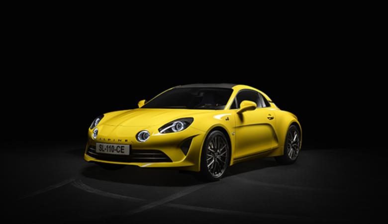 Photo of Renault, yeni Alpine 110 Legende GT serisini tanıtıyor