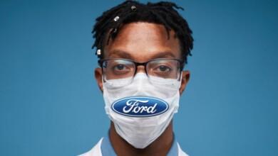 Ford Maske