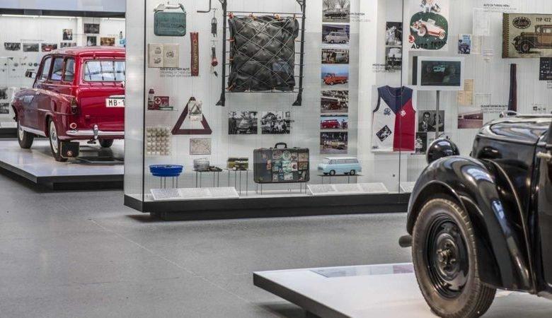 Honda Sanal Müze Turu