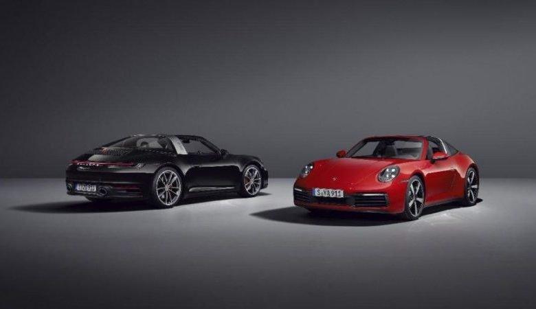 Porsche Taga