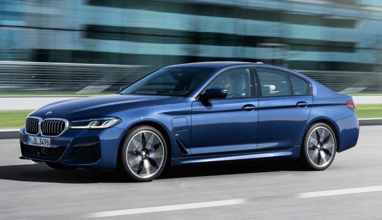 Photo of Yenilenen BMW 5 Serisi Resmen Tanıtıldı