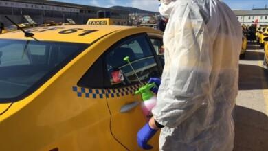 Photo of Taksilerin Koronavirüse Karşı Aldığı Yeni Önlemler Dikkat Çekiyor