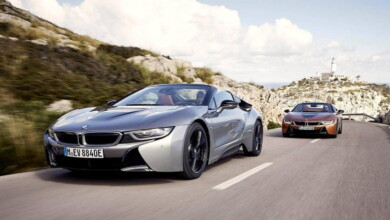 BMW İ8