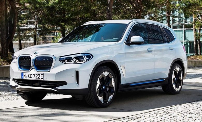 Photo of BMW Tamamen Elektrikli iX3 Modeli Üretecek
