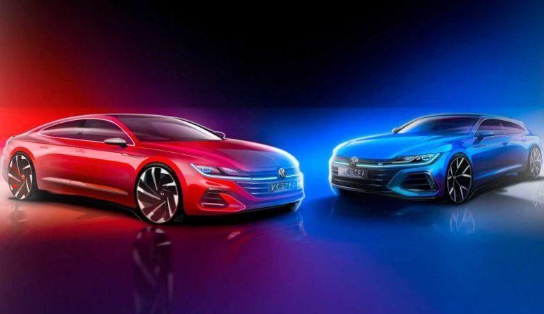Photo of Volkswagen Arteon ve Arteon Shooting Brake 24 Haziran'da tanıtılacak