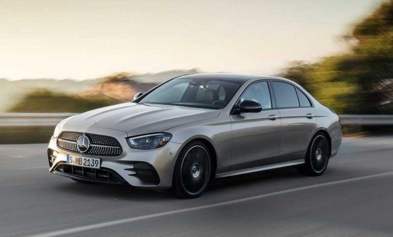 Mercedes-E 2020