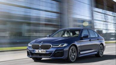 Makyajlı BMW 5 Serisi Türkiye'de