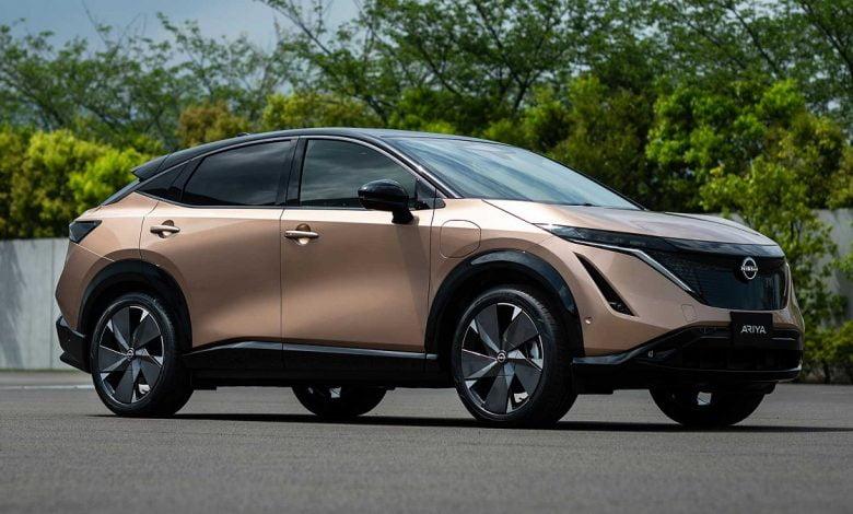 Nissan Ariya Elektrikli SUV Model