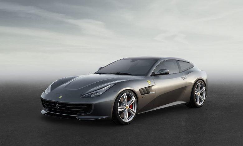 Ferrari GTC4Lusso Gelecek