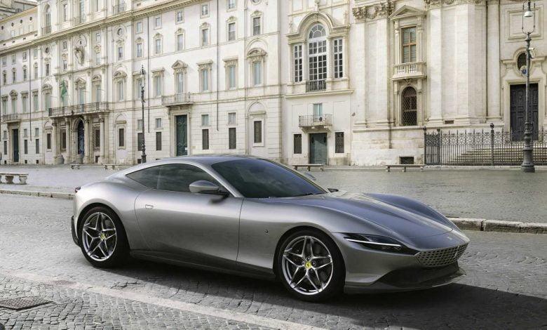 Ferrari Roma Türkiyede