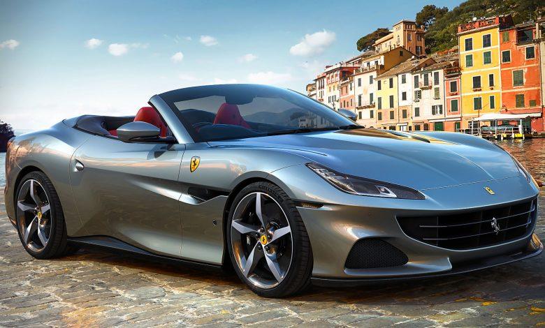 2021 Ferrari Portofino