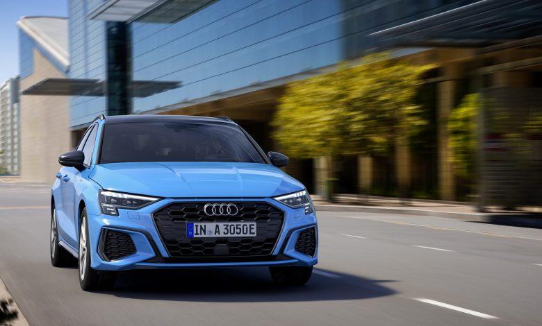 2021 Audi A3 Sportback