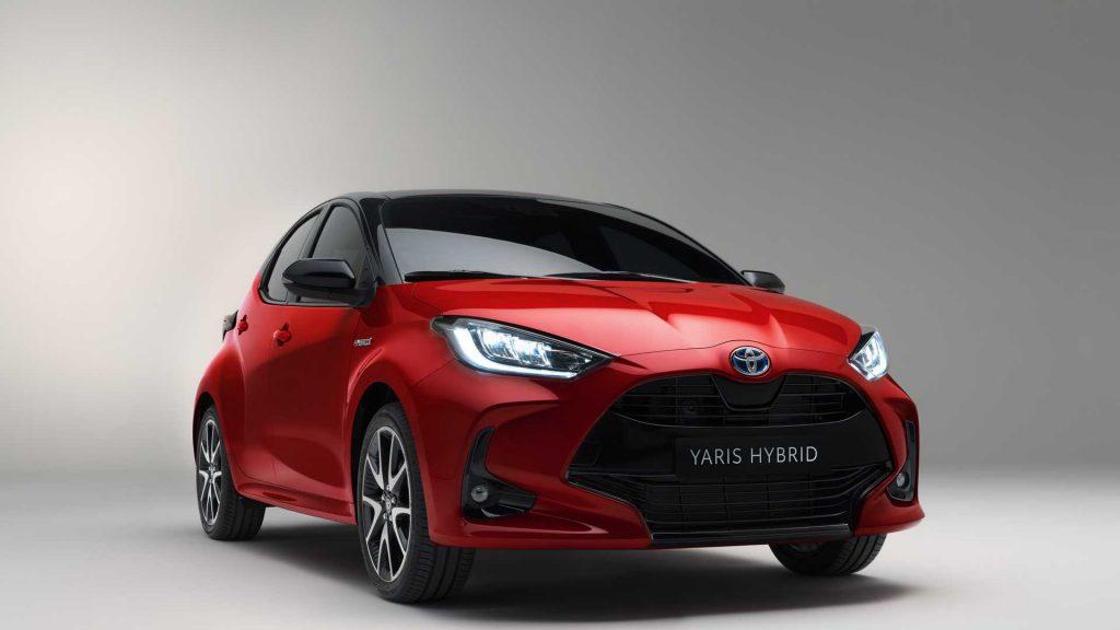Toyota Yaris 1.0 Life