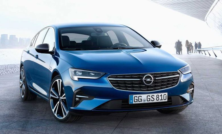 2020 Opel İnsignia