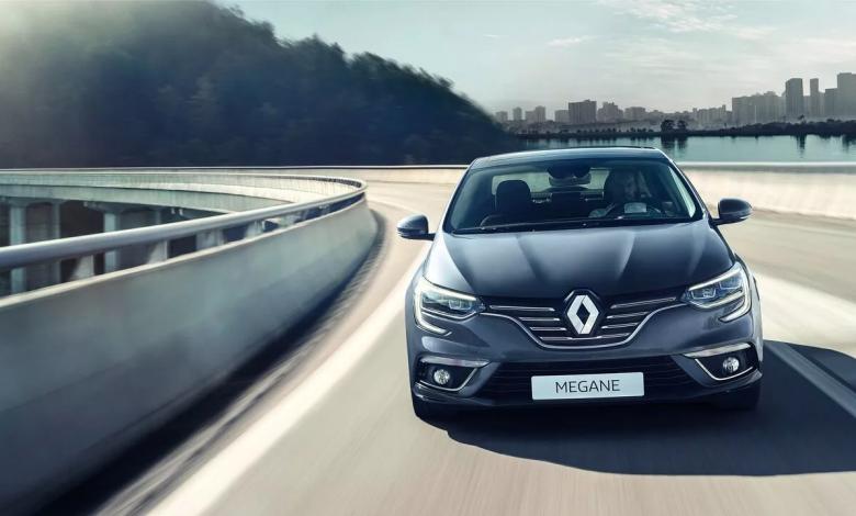 Renault Megan Sedan