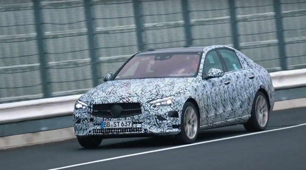 2022 Mercedes-Benz C