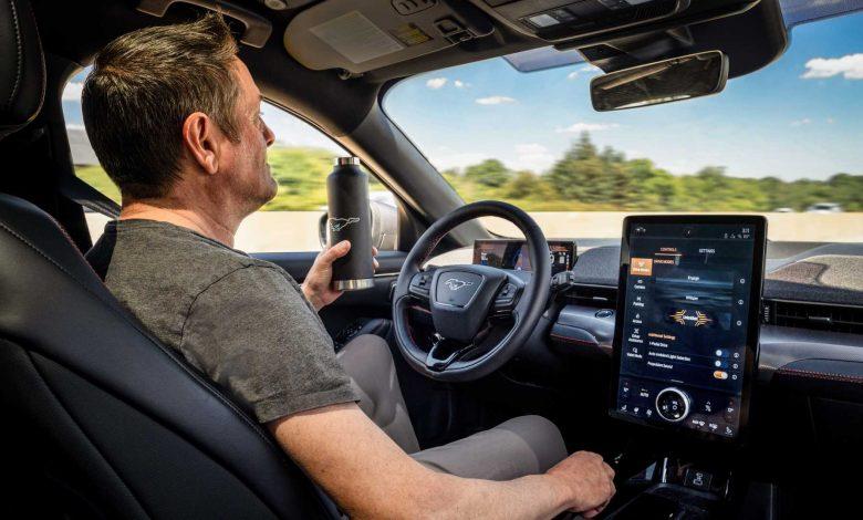 Ford Otonom Sürüş Sistemi