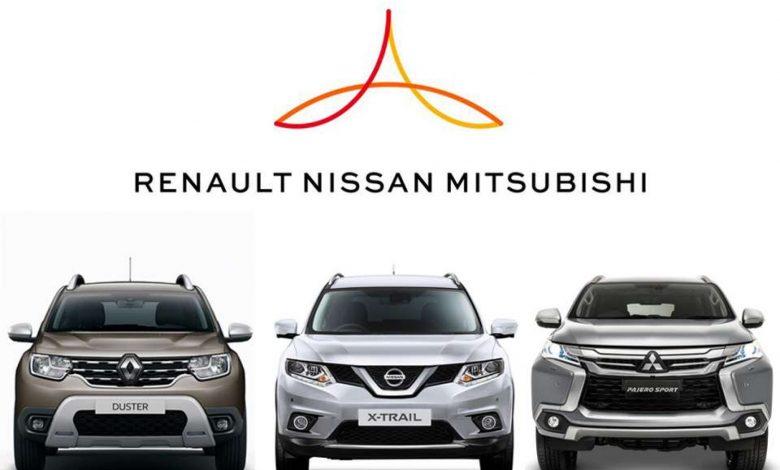 Renault Mitsubishi Nissan Ortaklığı