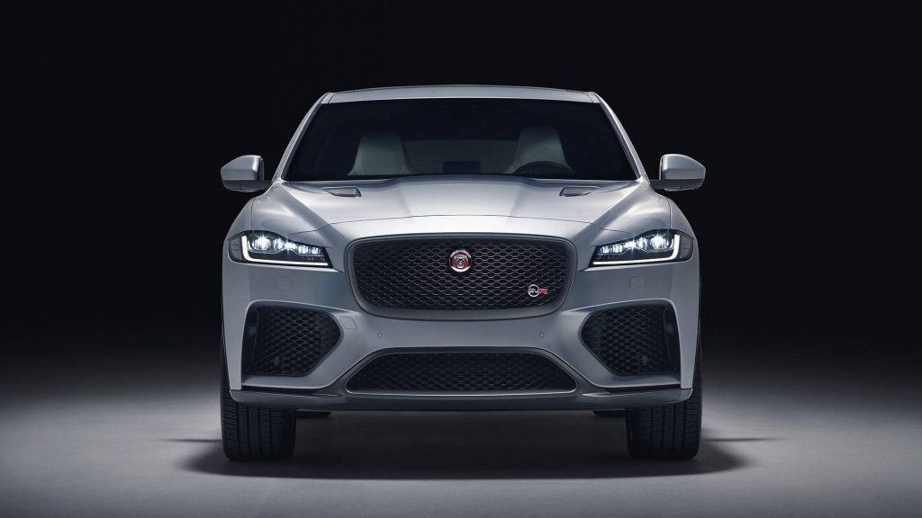 Jaguar I-Pace SVR