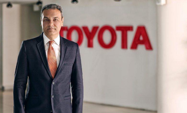 Toyota Elektrikli Otomobil