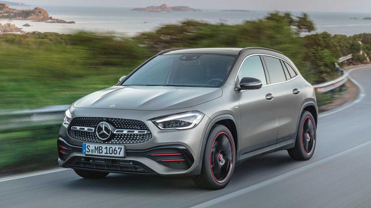 Mercedes-Benz Yeni GLA