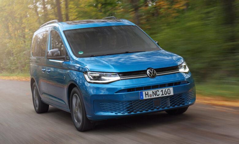 Volkswagen Caddy Yenilendi