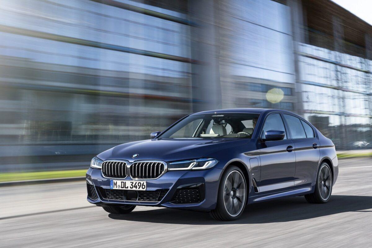 BMW 5 Kampanyası