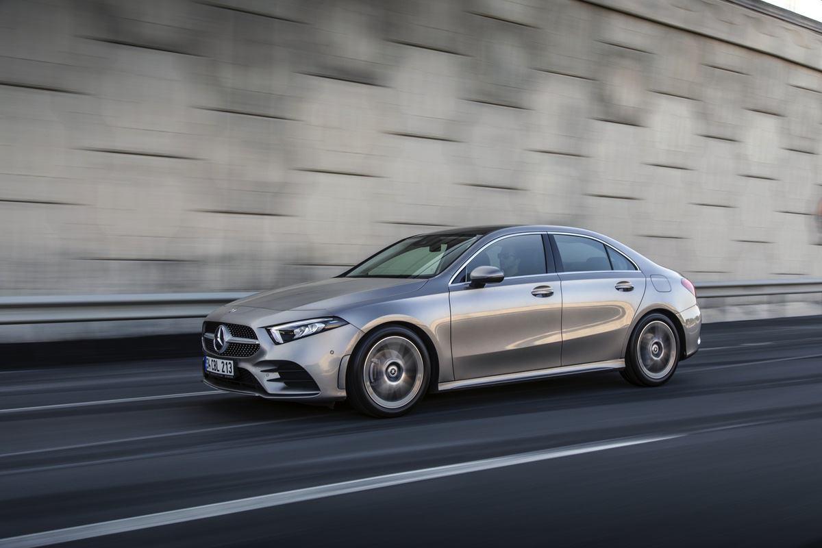 Mercedes Benz A Serisi